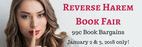 Reverse Harem Book Fair Web Banner